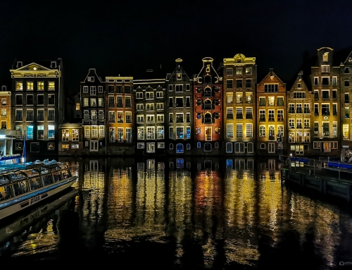 THE NETHERLANDS /// Amsterdam at Night