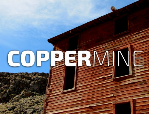 #001 Copper Mine