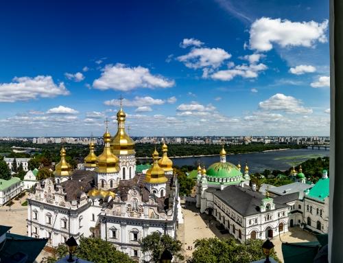 UKRAINE /// Kiev