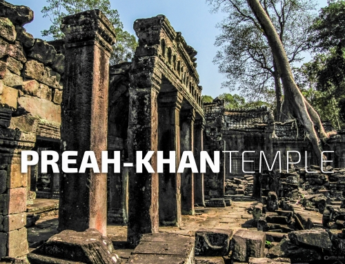 #020 Preah Khan Temple