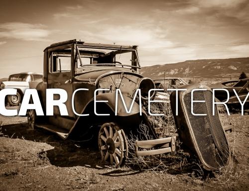 #002 Utah Car cemetery