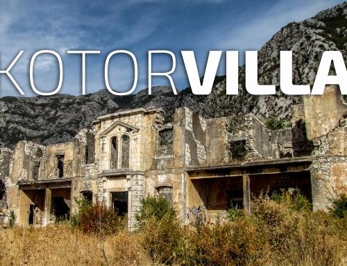 #005 Kotor Villa I.