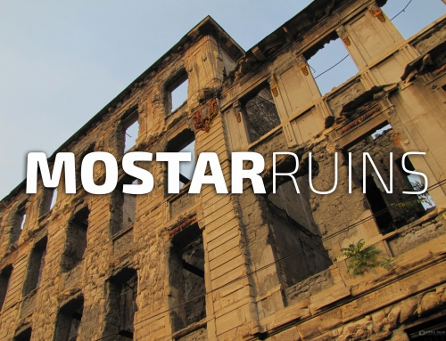 #003 Ruins of Mostar