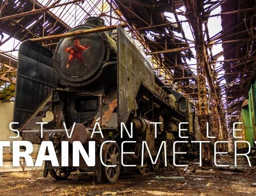 #067 Train Cemetery