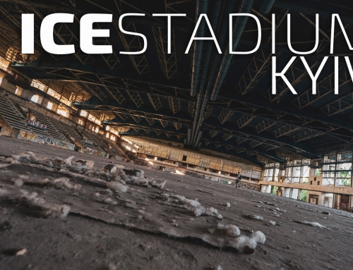 #125 Ice Stadium Kyiv