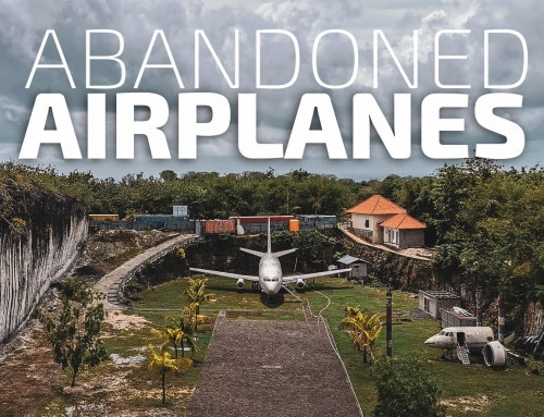 #141 Abandoned Airplanes Bali