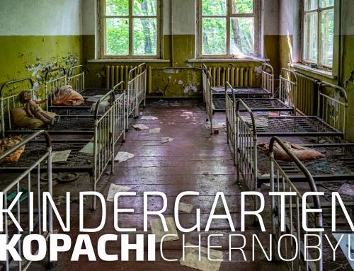 #102 Kopachi Kindergarten Chernobyl