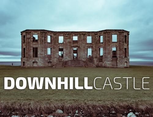 #081 Downhill Castle