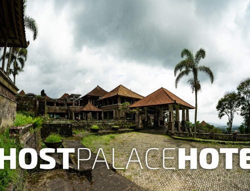 #135 Ghost Palace Hotel