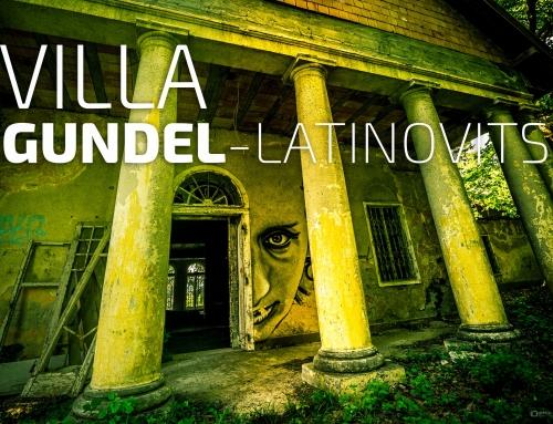#155 Gundel-Latinovits Villa
