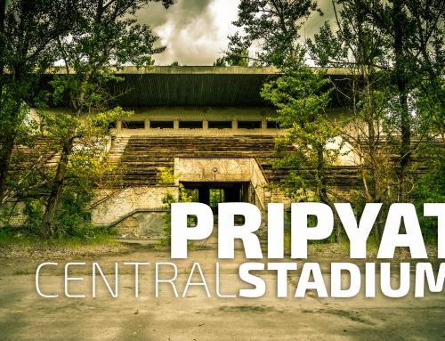 #114 Central Stadium Avangard
